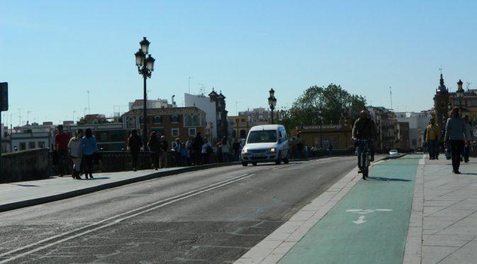 Cosa vedere siviglia bicicletta triana