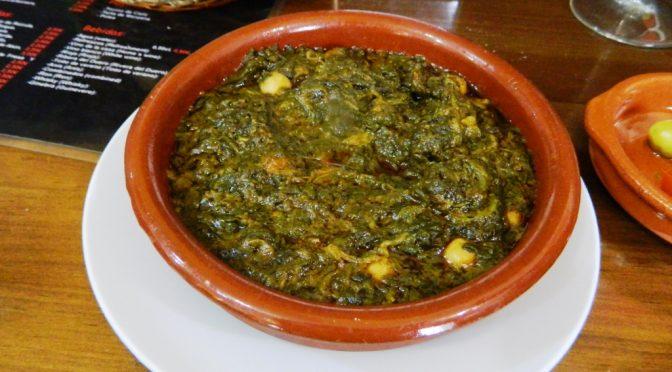 Garbanzos con espinacas: ceci con spinaci per una ricetta MUY sivigliana