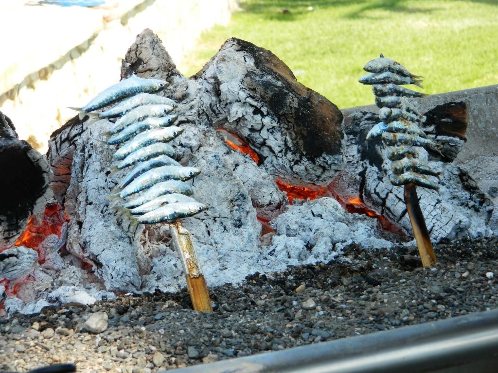 cosa mangiare andalusia pesce Sardinas