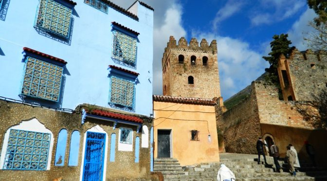 Chefchaouen: un'andalusa città blu tra le montagne del Marocco