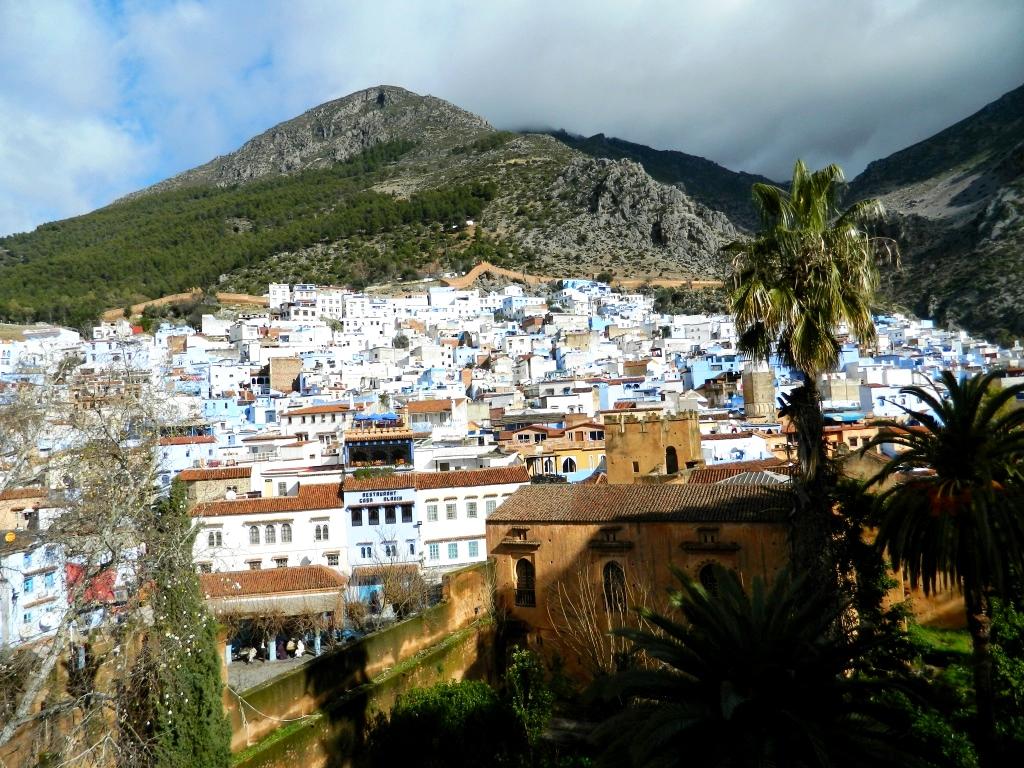 cosa vedere chefchaouen marocco kasba