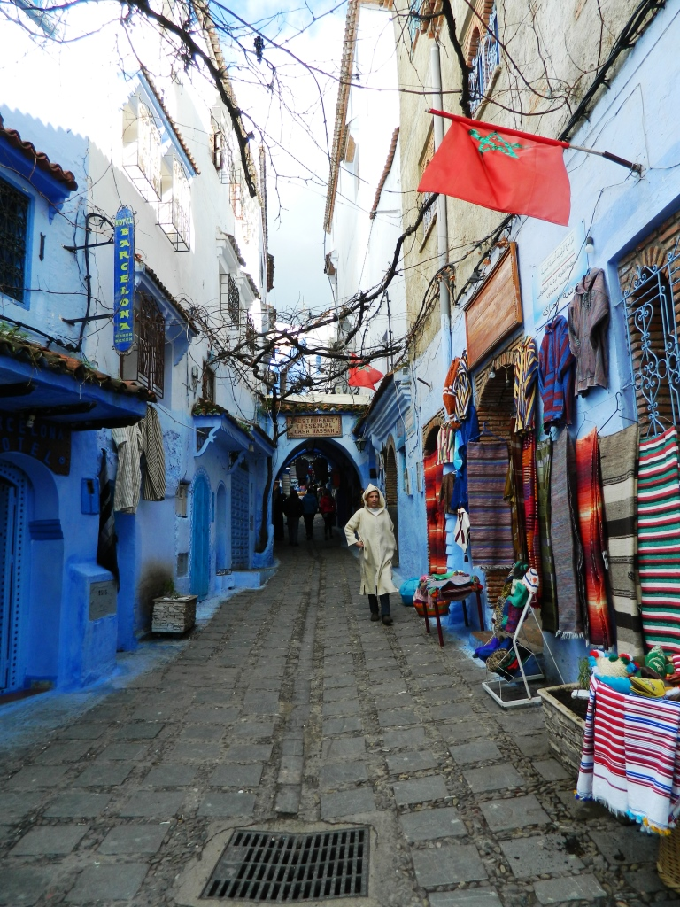 cosa vedere chefchaouen marocco medina