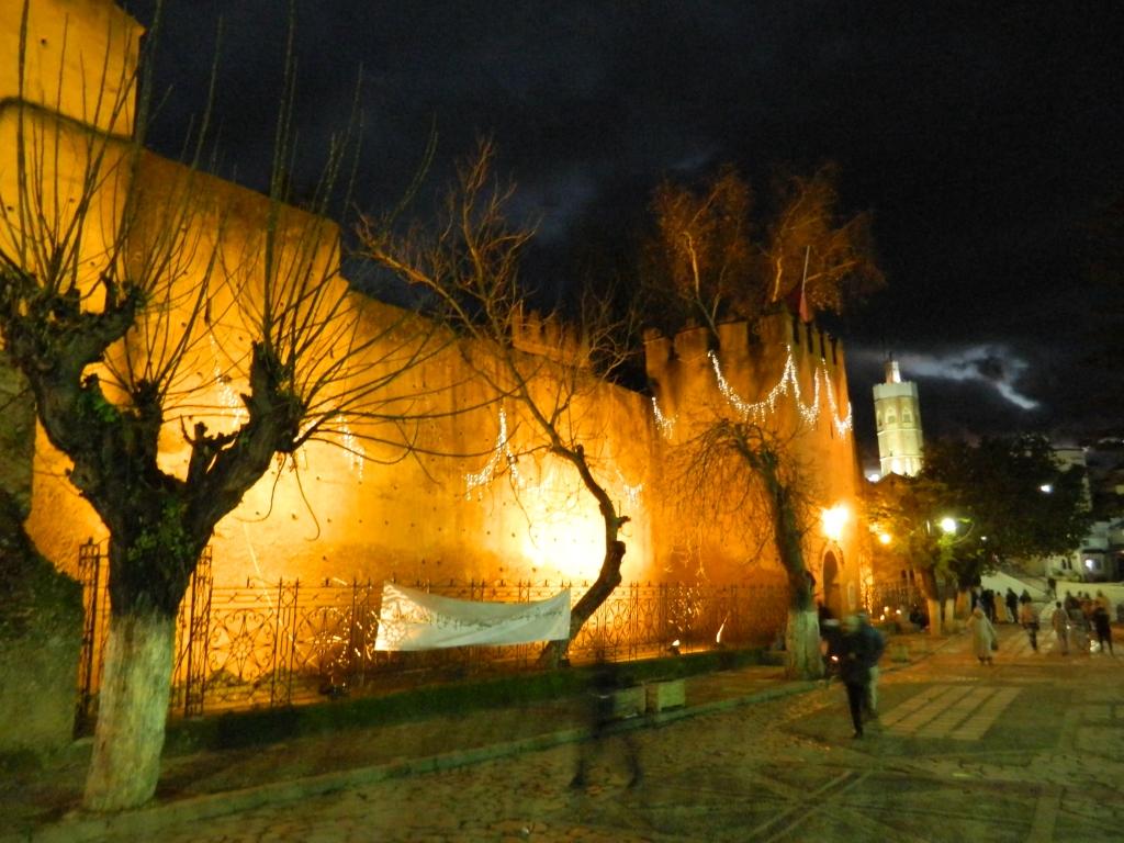 cosa vedere chefchaouen marocco moschea