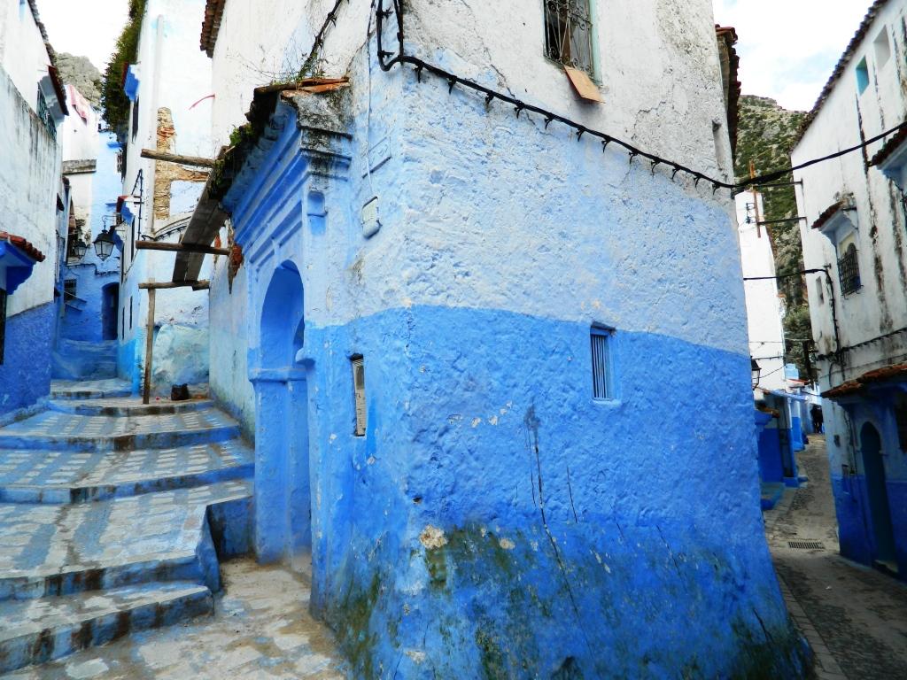 cosa vedere chefchaouen marocco viuzze