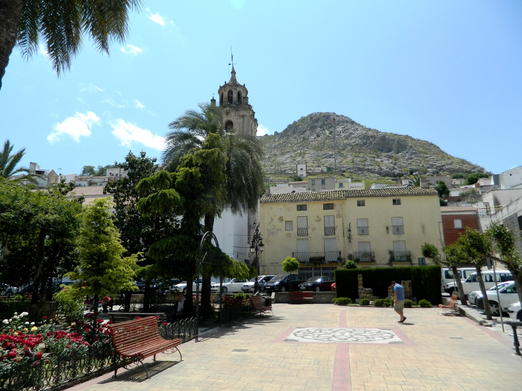 cosa_vedere_martos_astroturismo_Plaza constitucion