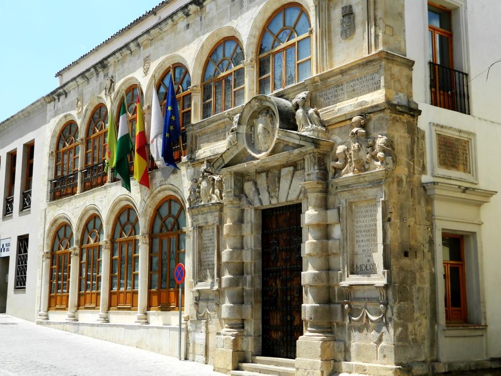 cosa_vedere_martos_astroturismo_ayuntamiento