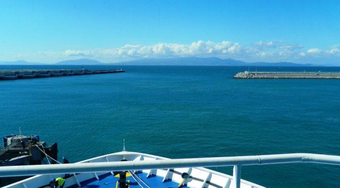 Come attraversare lo Stretto di Gibilterra? In traghetto dalla Spagna al Marocco