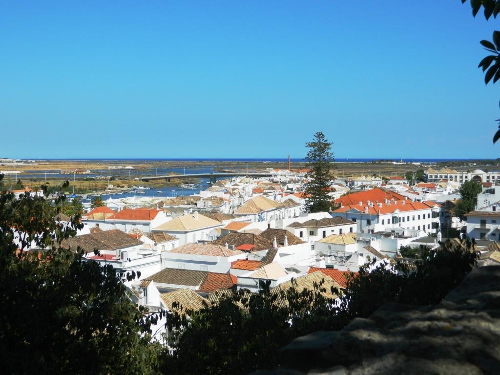 Cosa_Vedere_Tavira_Algarve_vista_castello