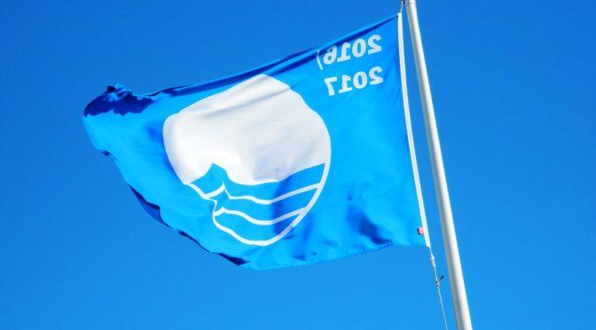 Spiagge bandiere blu d'Andalusia tutte in una mappa