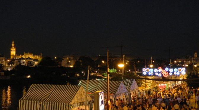 La Velá di Santa Ana a Triana, una festa estiva a Siviglia