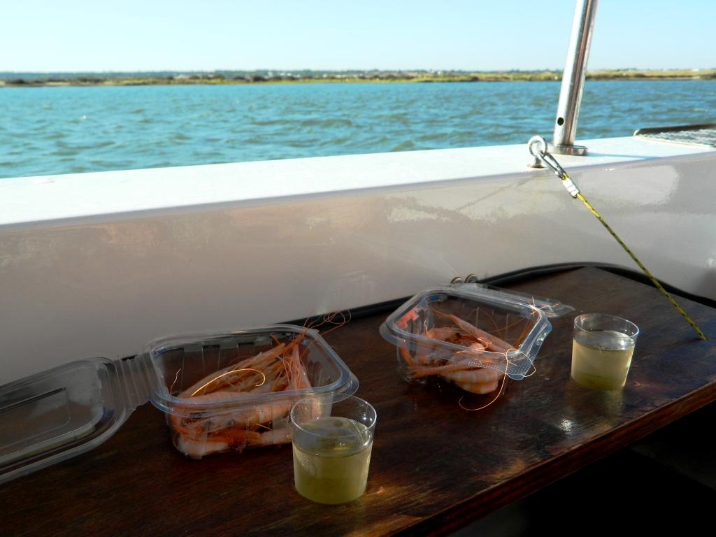 Barca_Huelva_Isla_cristina_gamberi_vino