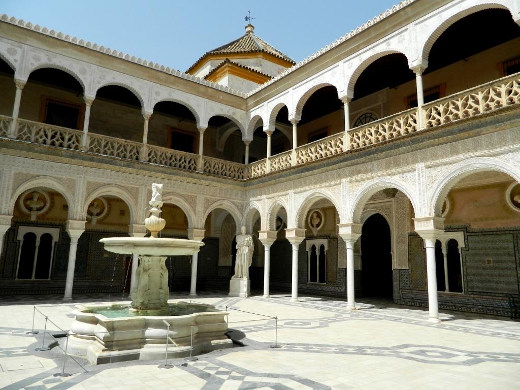 Casa_pilatos_siviglia_andalusia_palazzo_cortile