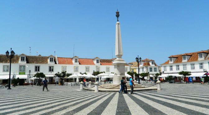 Vila Real de Santo Antonio: cittadina illuminista