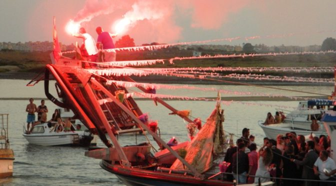 La festa del Carmen in Andalusia: un omaggio a tutta la gente di mare