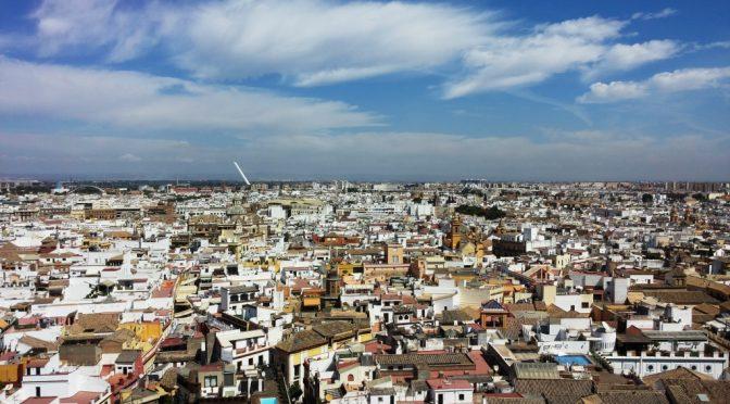 5 punti panoramici per vedere Siviglia dall'alto!