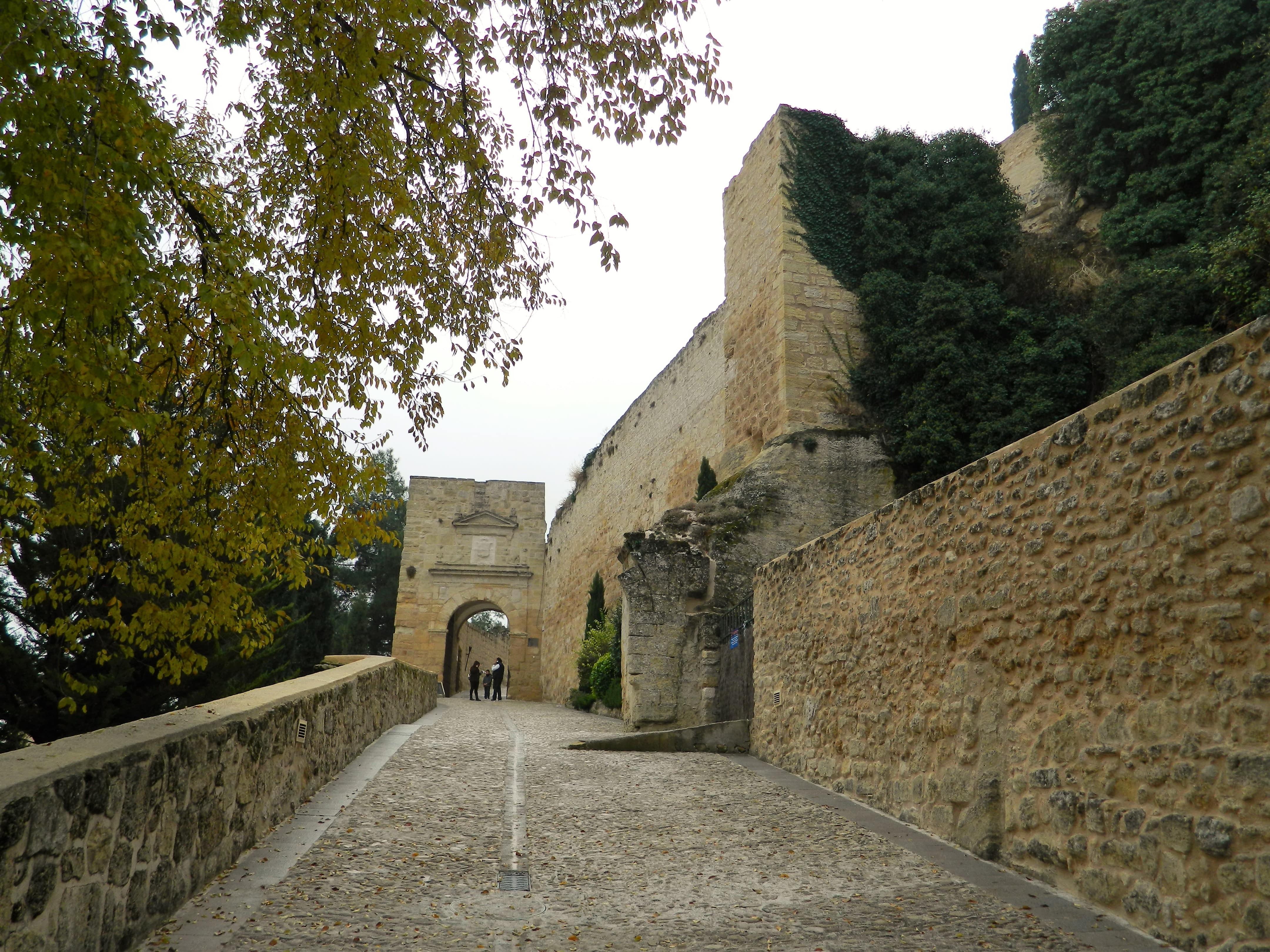 Alcala_la_real_mota_andalusia_puerta