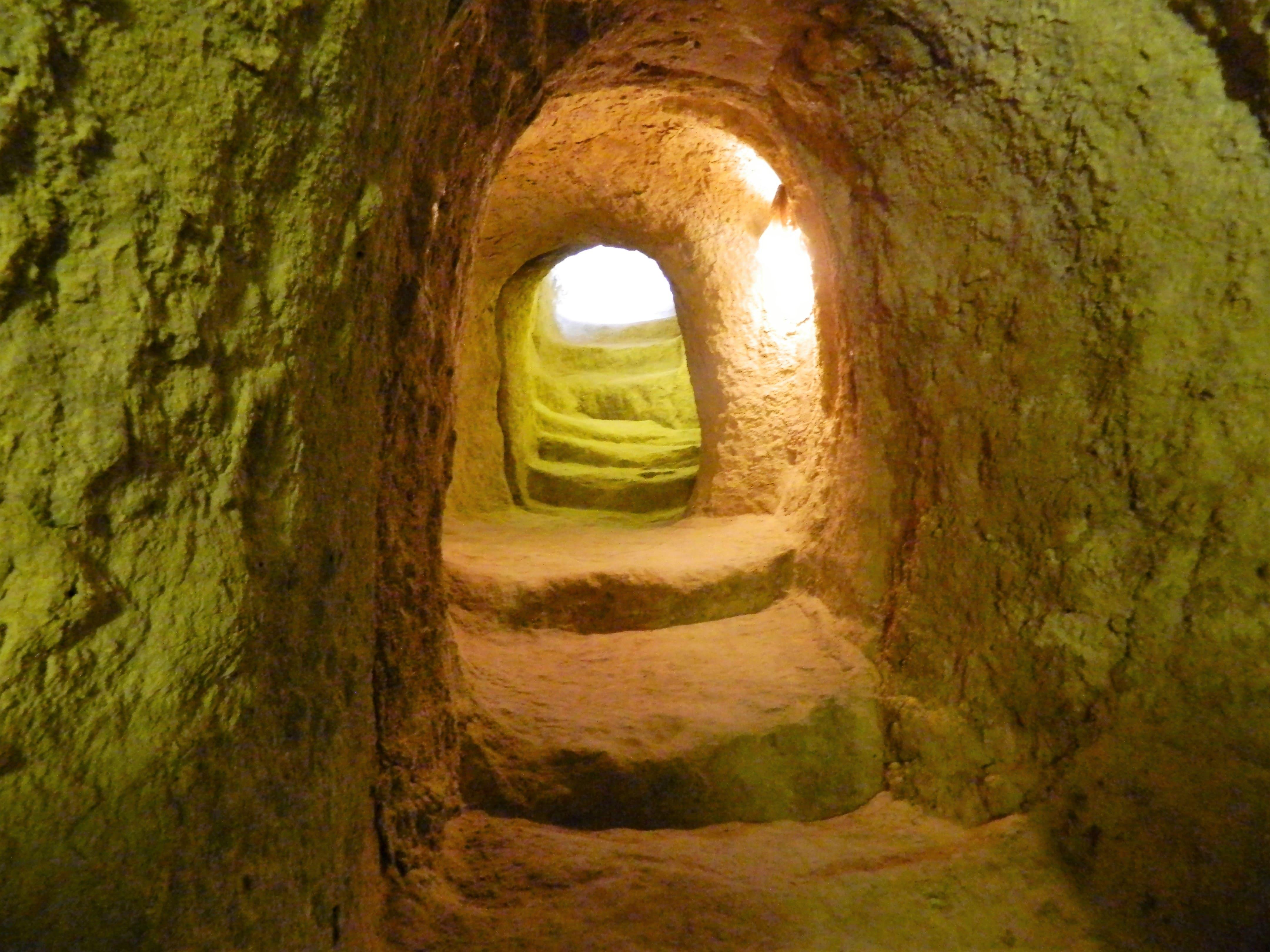 Alcala_la_real_mota_andalusia_tunnel