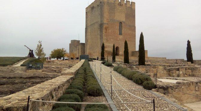Il più bel castello d'Andalusia? La Mota di Alcalá la Real