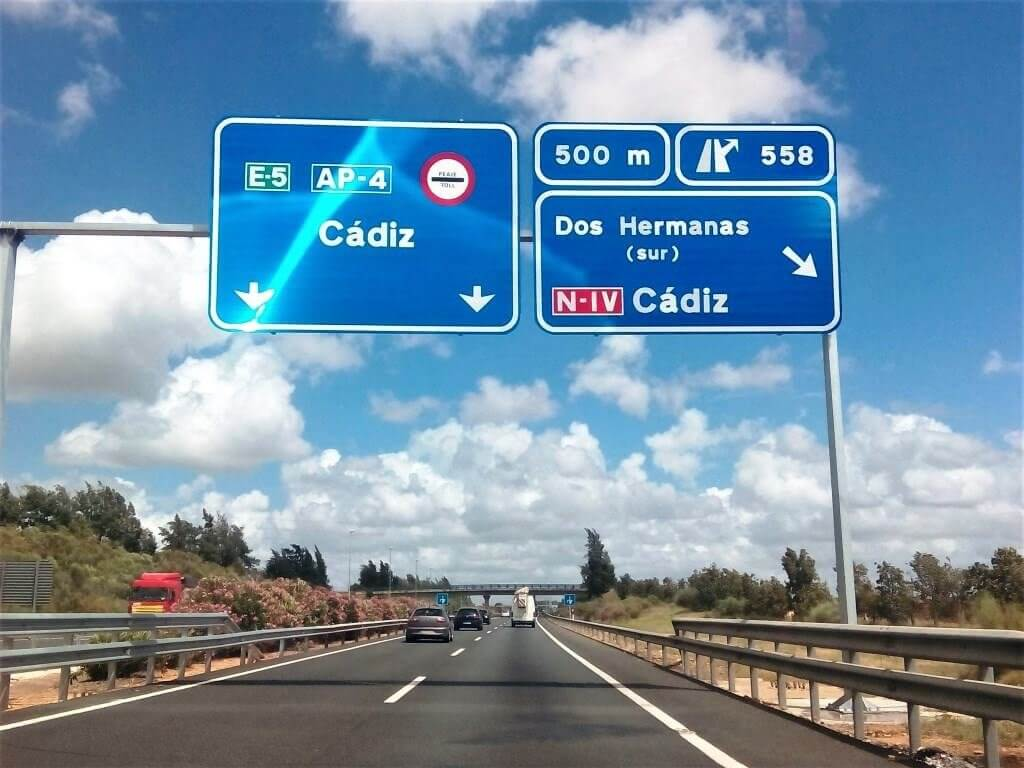 Andalusia_on_the_road_autostrada