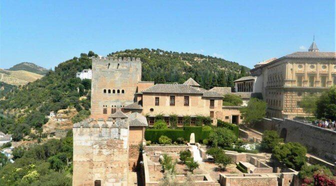 Visitare Siviglia, Cordoba, Granada e Malaga