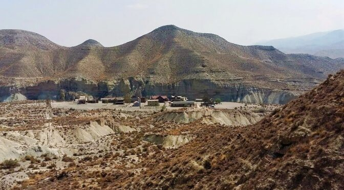 Deserto di Tabernas: unico deserto in Andalusia, Spagna ed Europa
