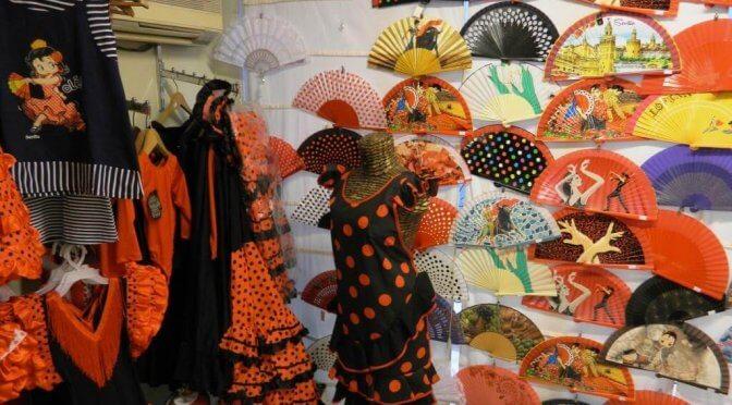 Souvenir e shopping a Siviglia: cosa comprare