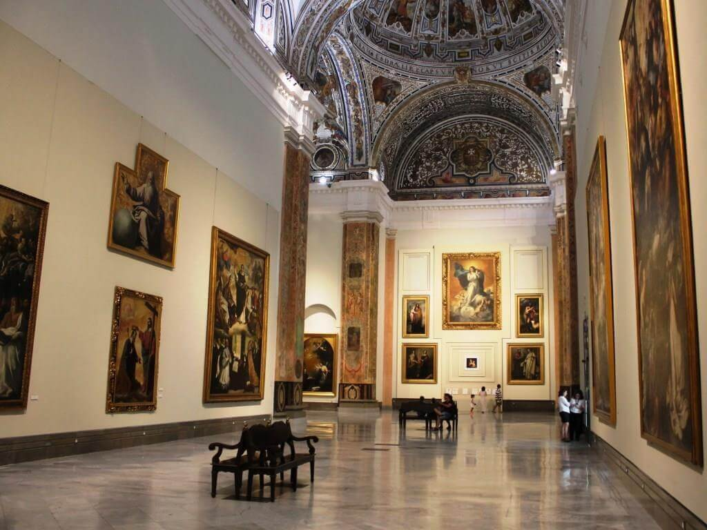 Cosa_fare_siviglia_museo_bellas_artes