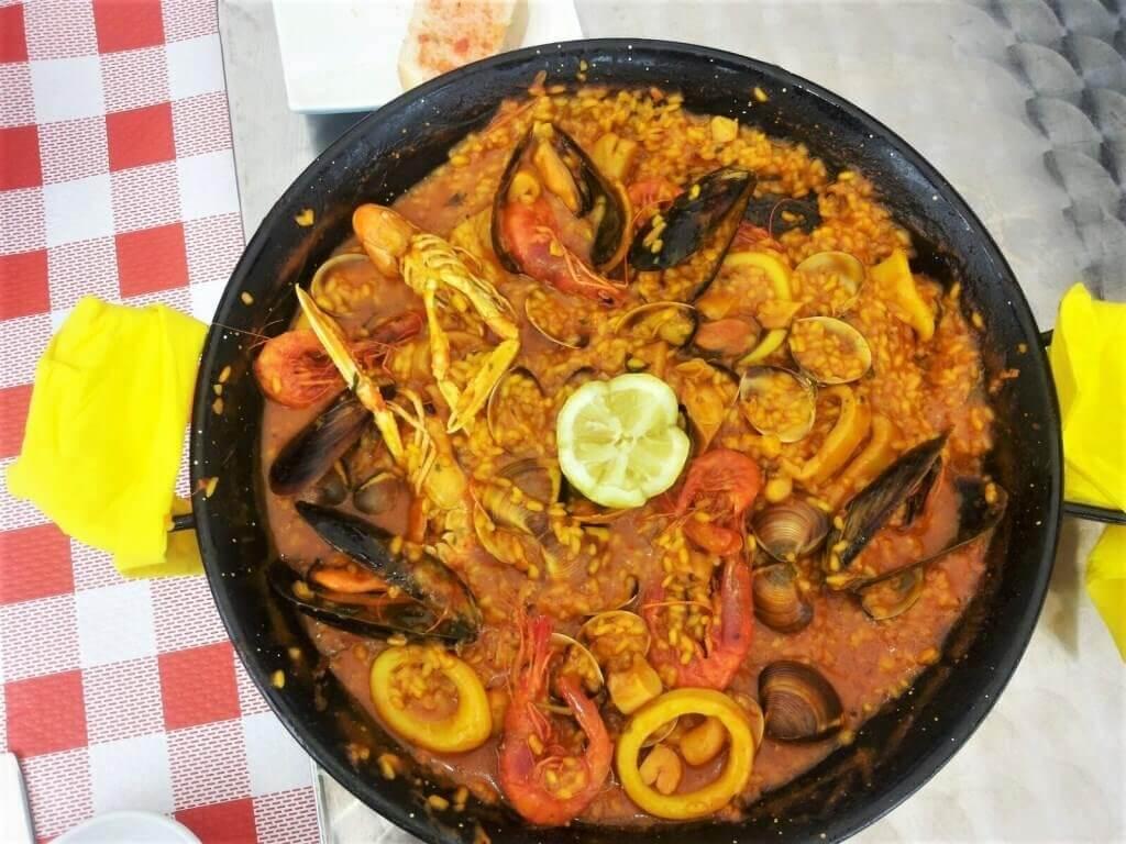 paella_sangria_siviglia_arroz_marisco