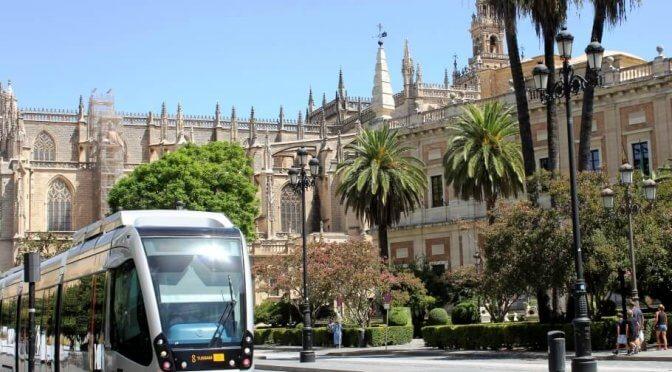 Trasporti a Siviglia: come muoversi e dove parcheggiare