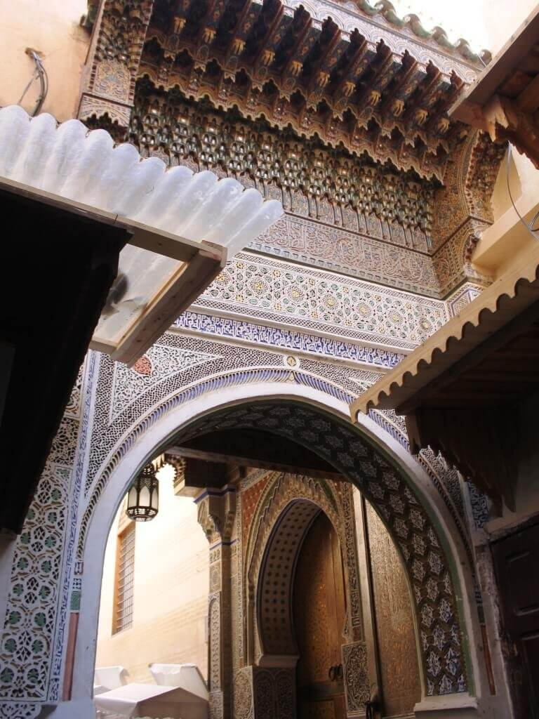 Cosa_vedere_fez_mausoleo