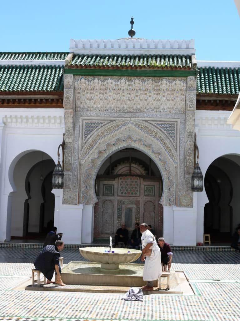 Cosa_vedere_fez_moschea