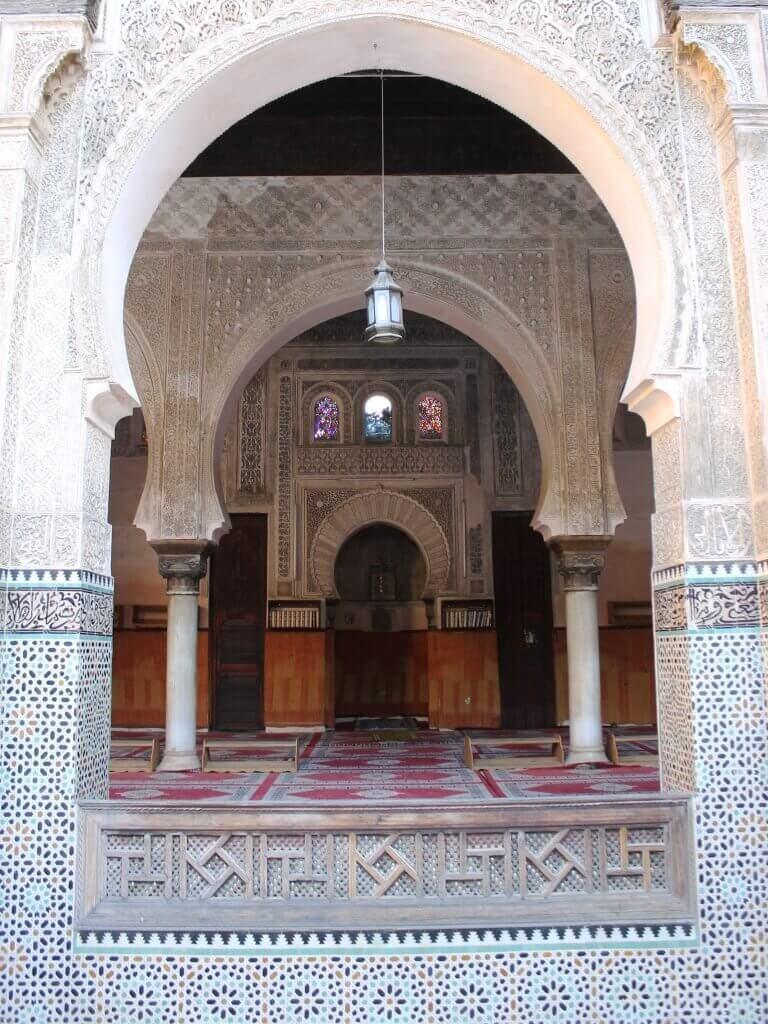 Cosa_vedere_fez_porta_madrasa