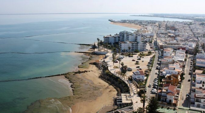 Le spiagge di Chipiona, il mare e molto altro