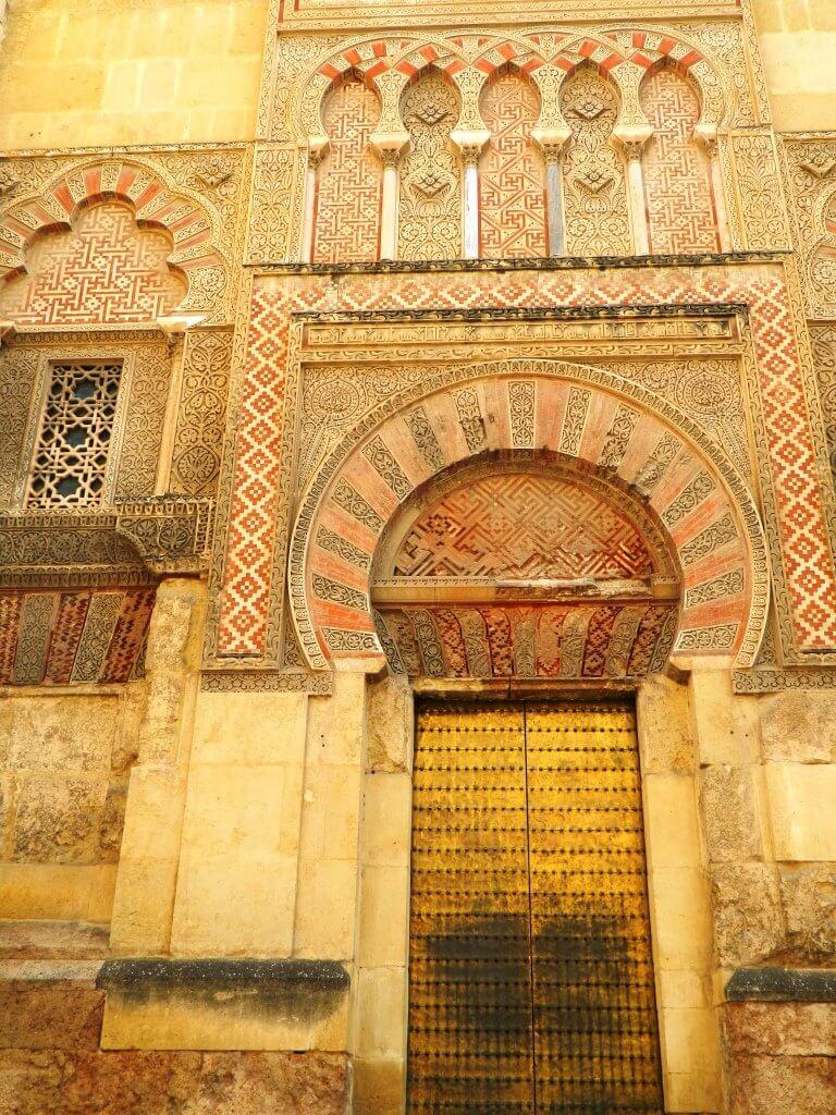 cosa vedere a Cordoba mezquita