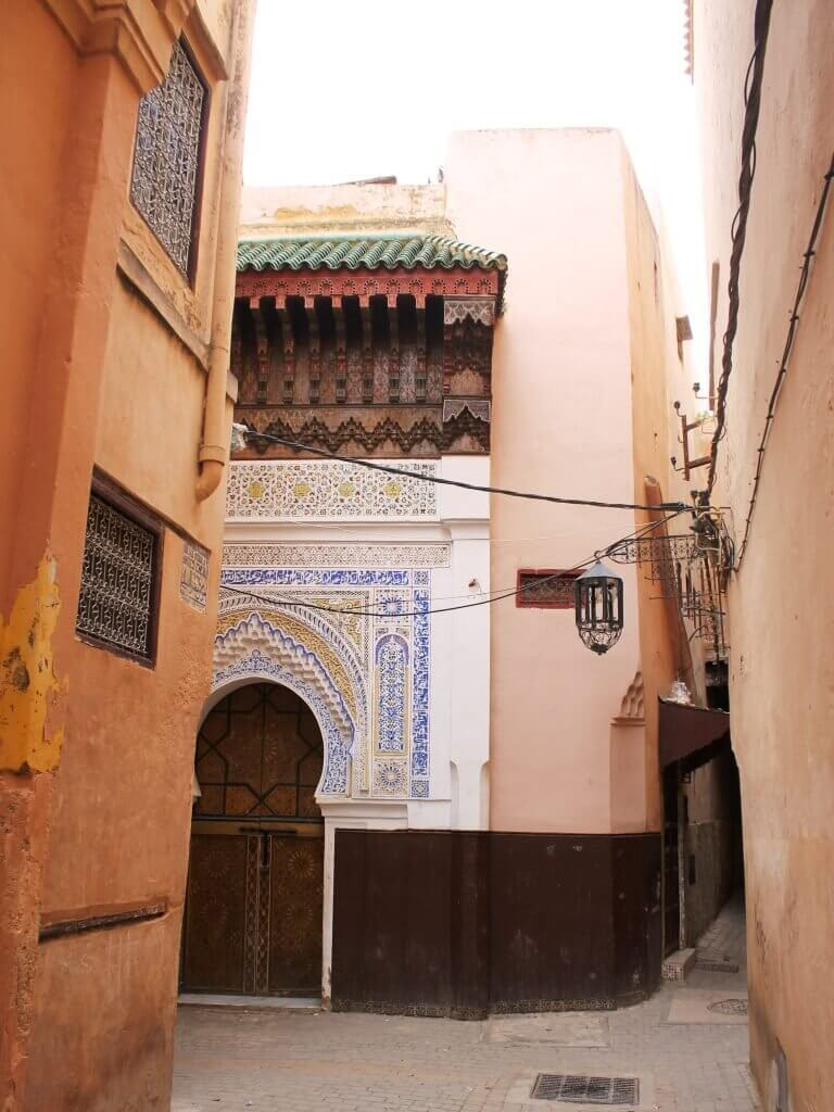 cosa_vedere_meknes_moulay_medina
