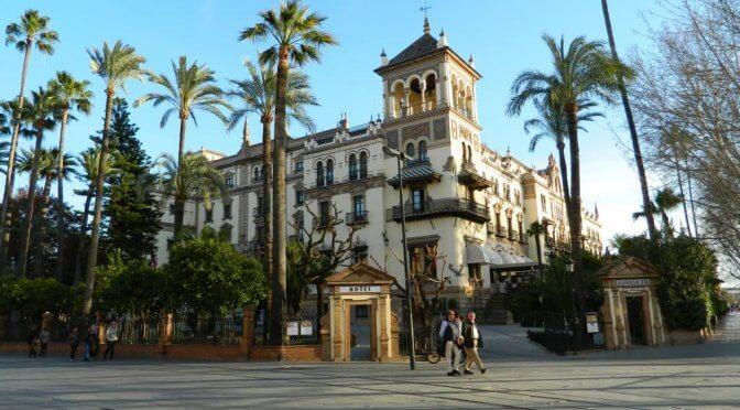 Migliore zona dove dormire a Siviglia: Hotel economici e centrici