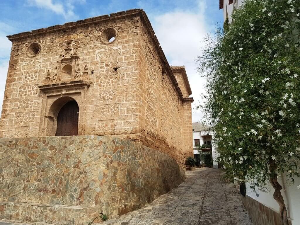 cosa_vedere_alpujarra_almeria_almocita_chiesa