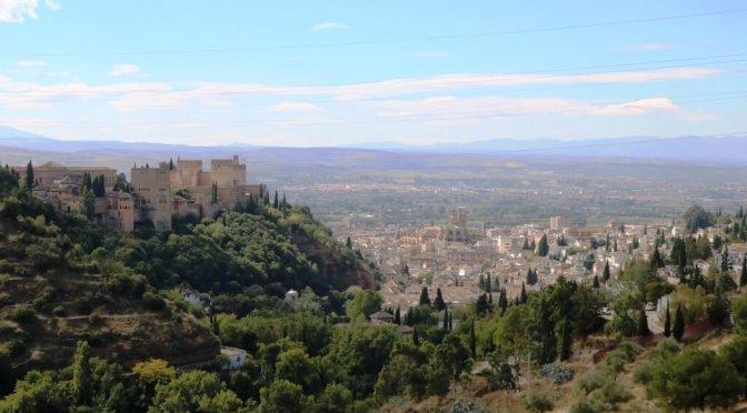 Monumenti di Granada da vedere in due giorni
