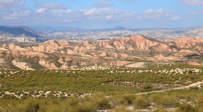 Un deserto in provincia di Granada: Gorafe e la Casa di Vetro