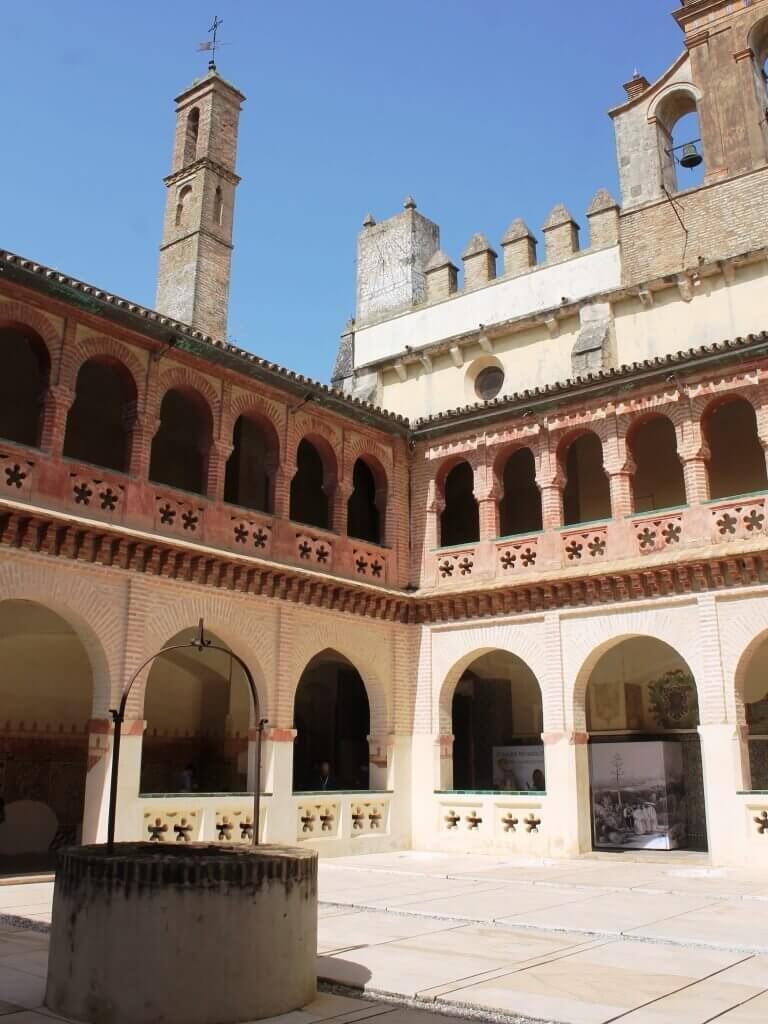 Cosa_vedere_aljarafe_siviglia_santiponce_monastero