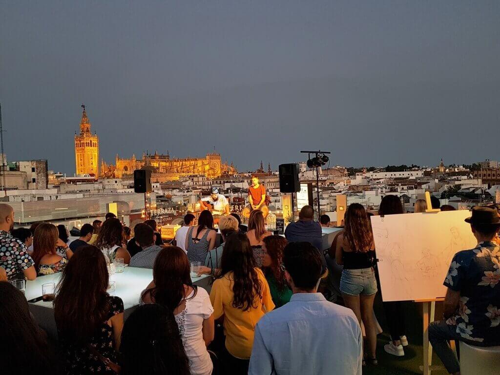 studiare_spagnolo_siviglia_concerto