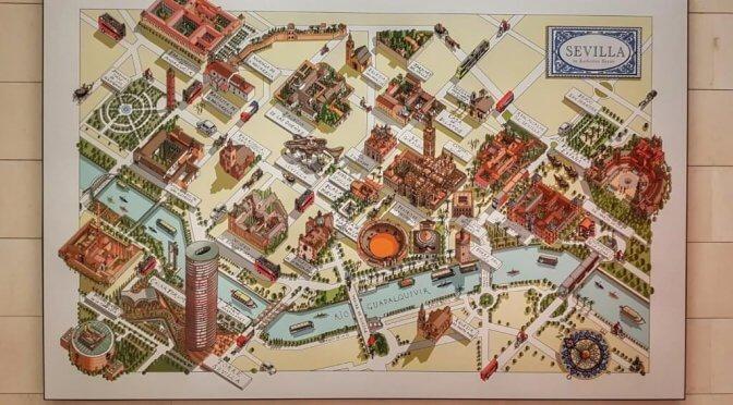 Tour di Siviglia: itinerario per visitare i monumenti