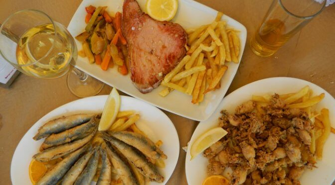 Dove mangiare a Cadice: in città e i migliori ristoranti della costa
