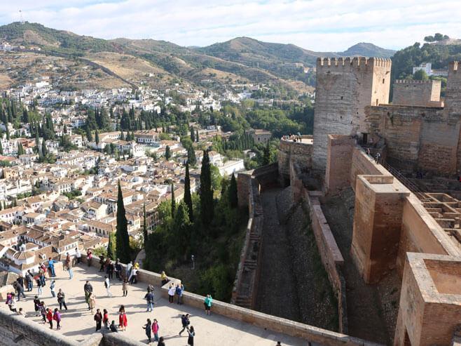 visitare_alhambra_granada_guida_alcazaba